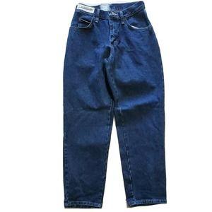 Wrangler NWT Deadstock High Rise Mom Jeans 25P